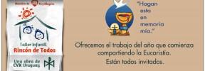 Eucaristía en el Rincón